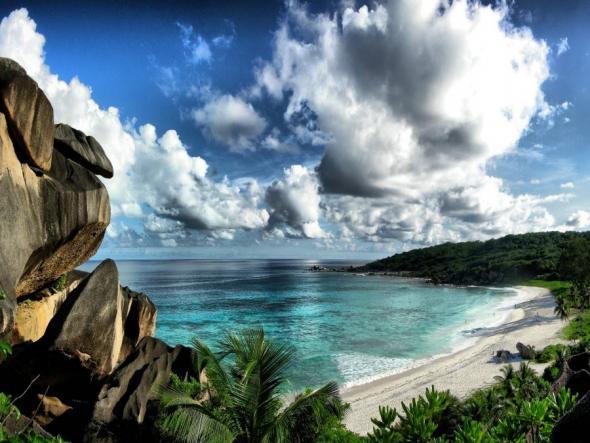 Пляжи острова Мадагаскар