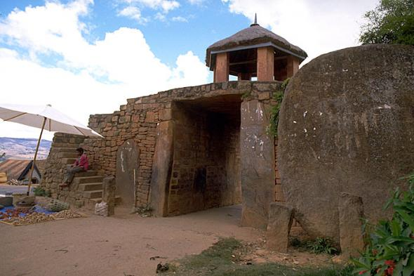 Достопримечательности Мадагаскар, Ambohimanga (Амбохиманга)